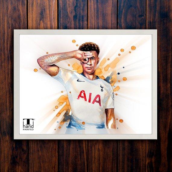 Neymar Jr Brazil Brazil Football Wall Art Poster Great Format A0 Wide Print