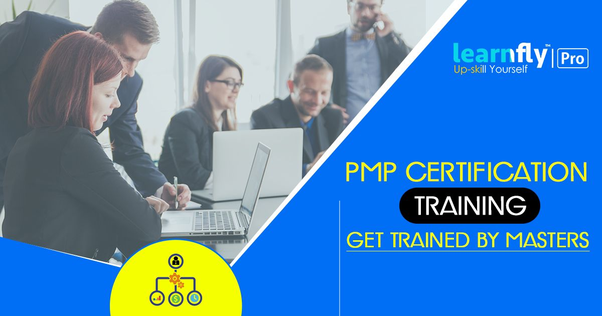 Pmp Certification Training Learnflyacademy Classroom Training