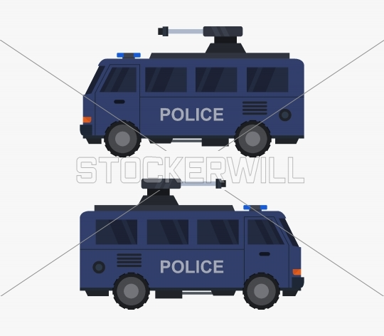 Stockerwill Com Police Icon Illustrated In Vector On White Background Stock Images Free Illustration White Background