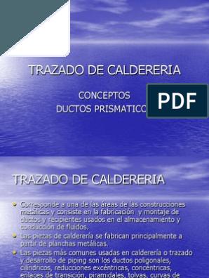 Desarrollos Caldereria 1 Caldereria Calderería Buscar Libros