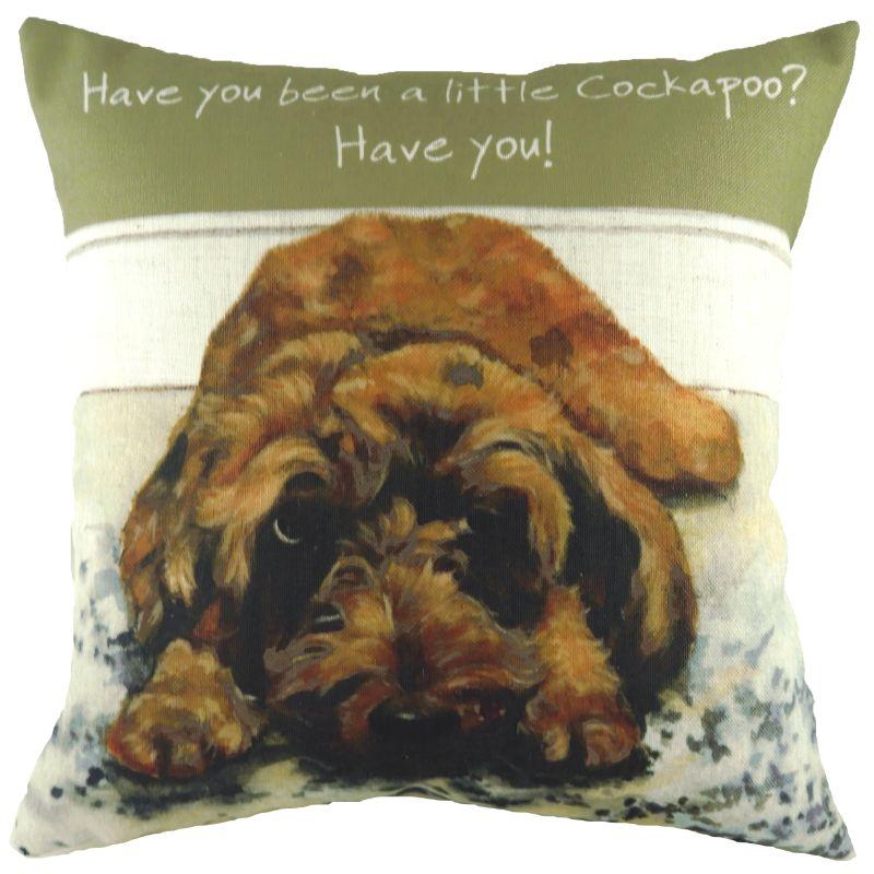 Cockapoo Pillow Case Cockapoo
