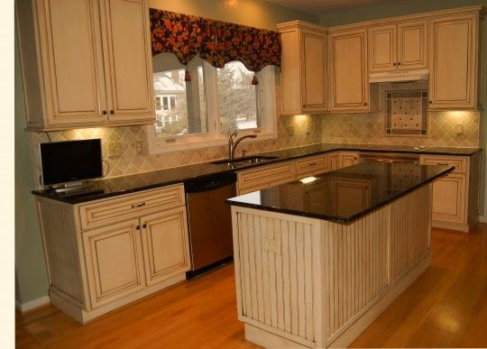 Kitchen Cabinets Update Ideas updating oak cabinets before and after | great ideas for updating