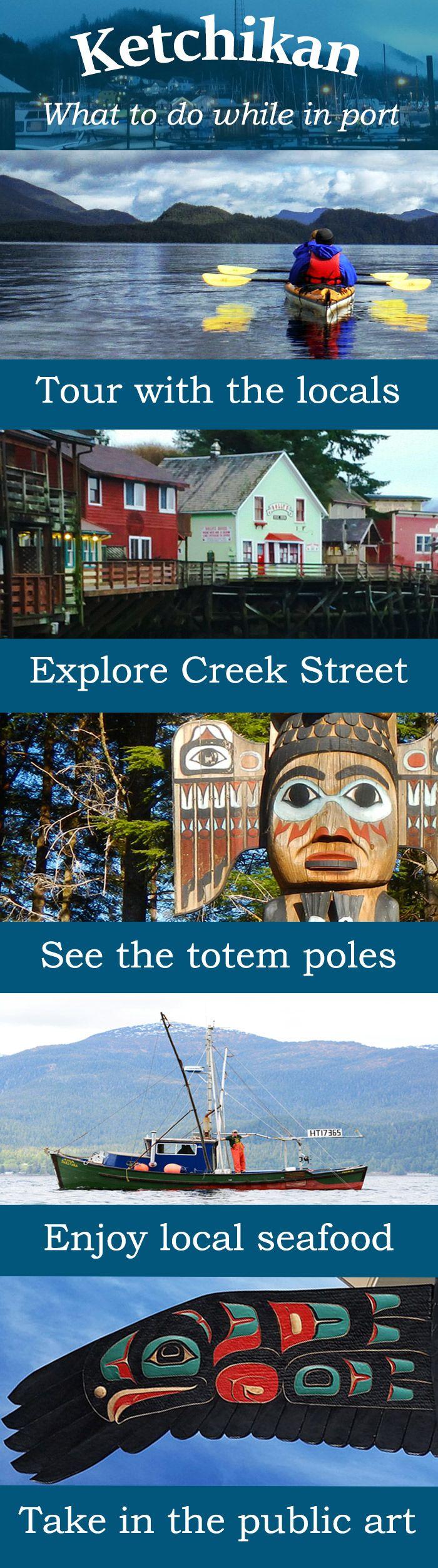 Ketchikan Shore Tours - Ketchikan Tours and Shore Excursions