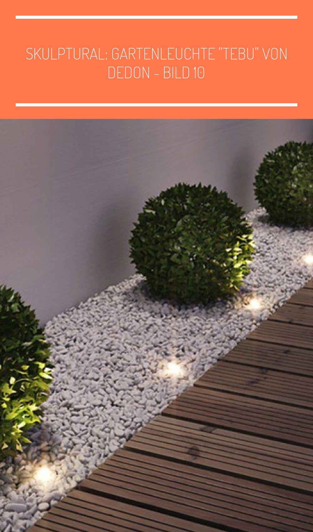 Schone Beleuchtung Fur Den Garten Haus Deko Eingangsbereich Aussen Skulptural Gartenleuchte Tebu Von Dedon Bild 10 In 2020 Laser Lights Body Treatments Grow Hair