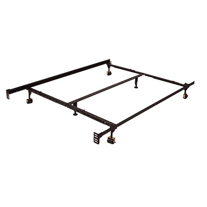 Premium Universal Lev R Lock Bed Frame Fits Standard Twin Full Queen King California King Sizes With Images Bed Frame California King Metal Bed Frame
