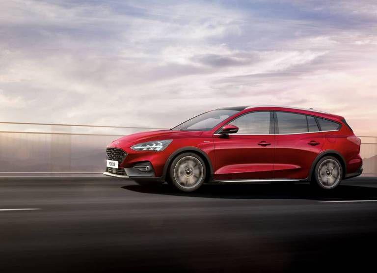 El Ford Focus Active X Estrena Acabado Vignale Aspecto Crossover