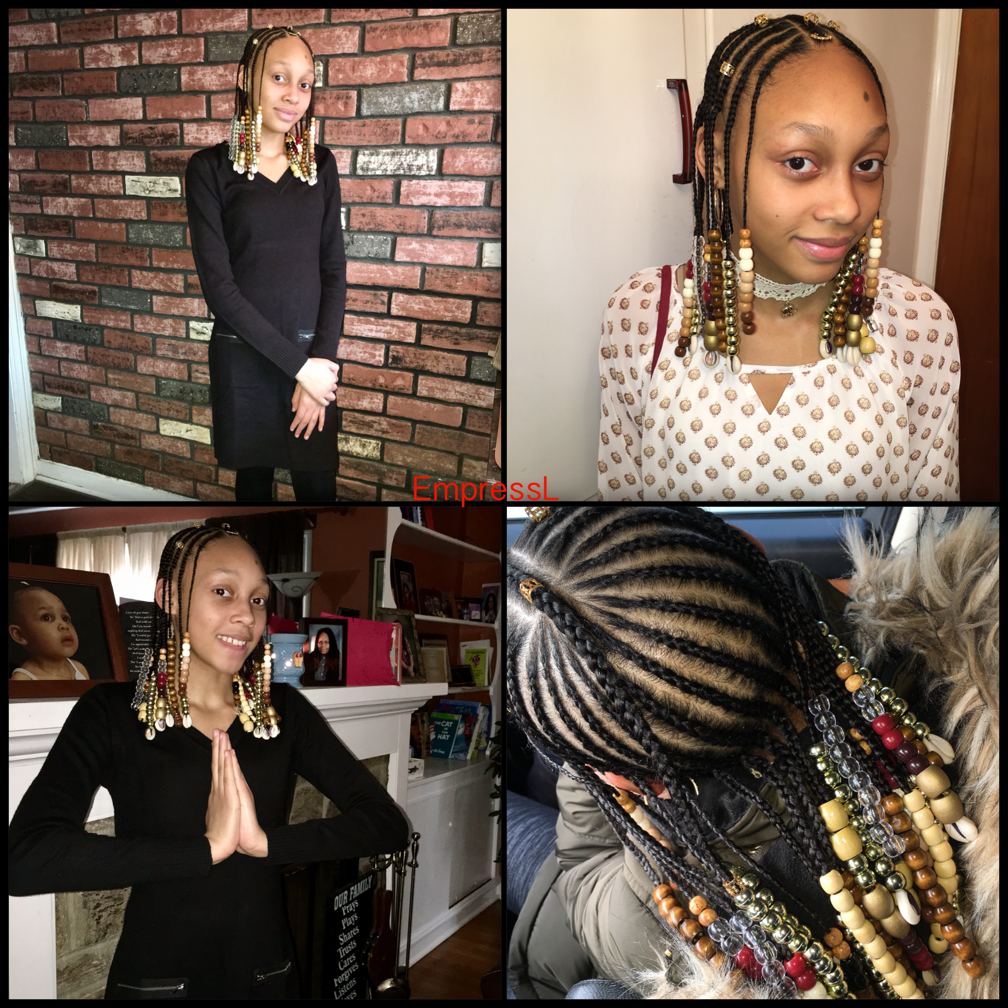 family hair styles cornrows and style i did on my goddess 5079 | 11aab4be4399f55e68342628449c62b1