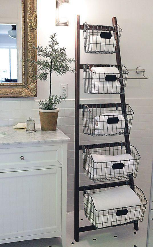 Liz Marie blog | baños | Pinterest | Badezimmer, Regal selber bauen ...