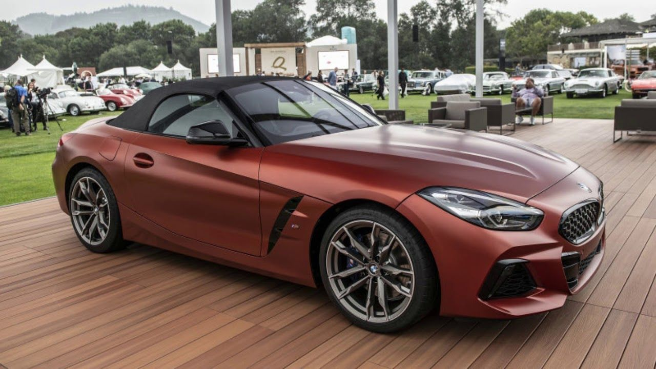 2020 Bmw Z4 M40i New Design And Engine Power The Latest Information About New Cars Release Date Redesign And Rumors Our Coverage Bmw Z4 Roadster Bmw Bmw Z4