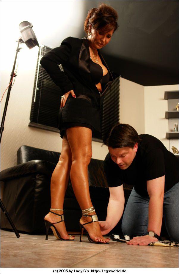 Mature Female Authority Photo