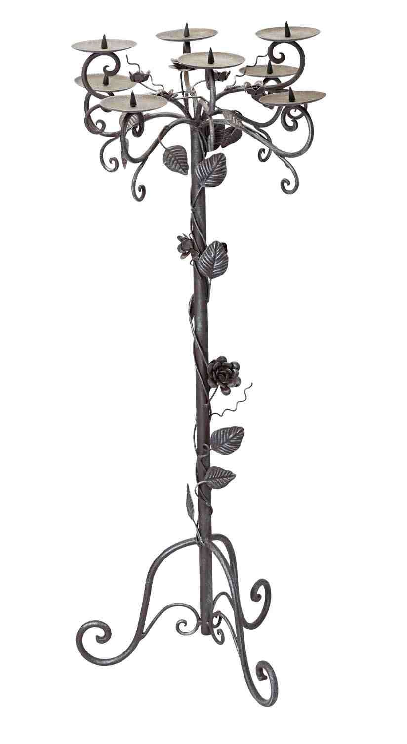 Floor Standing Candle Holder To Hire
