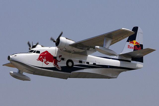 The Grumman HU-16E Albatross.  That's one big and amazing seaplane!!!