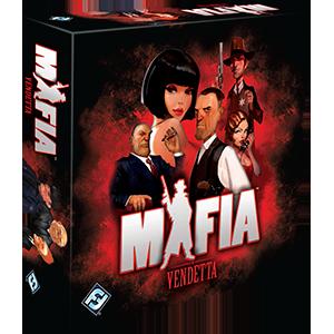 Mafia Vendetta Fantasy Flight Games Board games