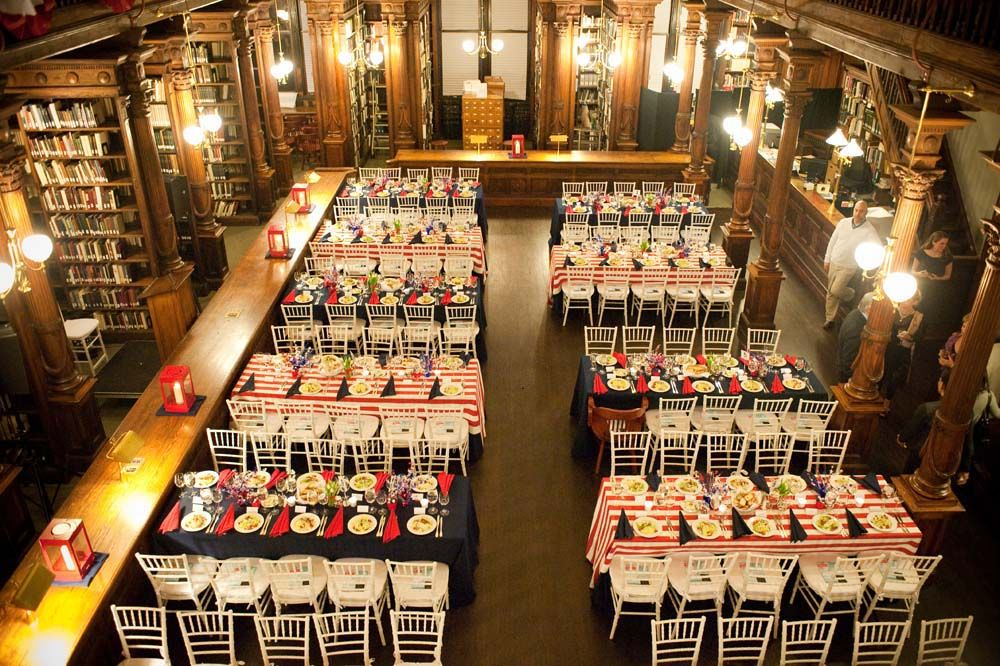 Library Dinner 2017 In The Othmer