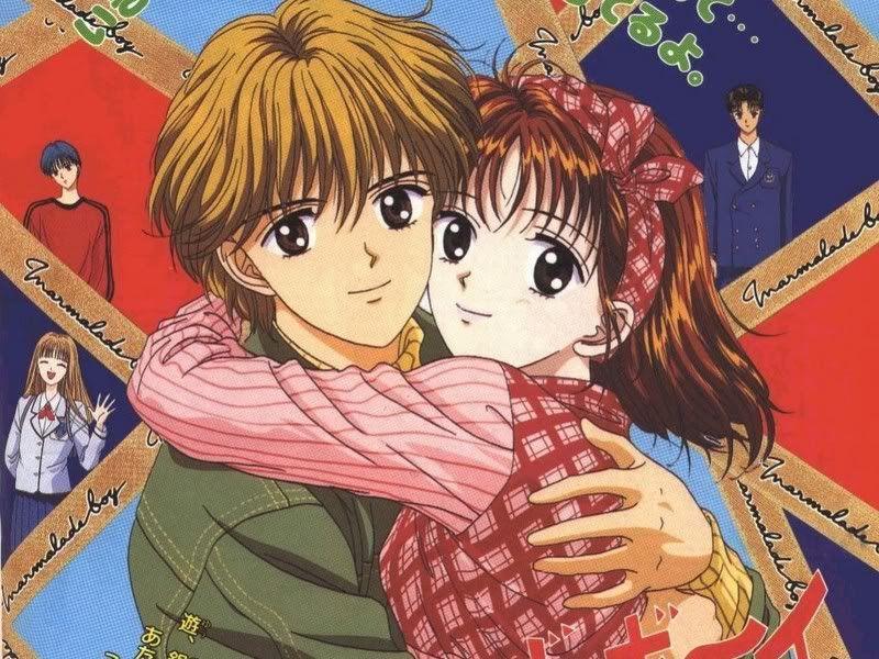 Kodocha Sana and Akito Anime Marmalade, Manga anime
