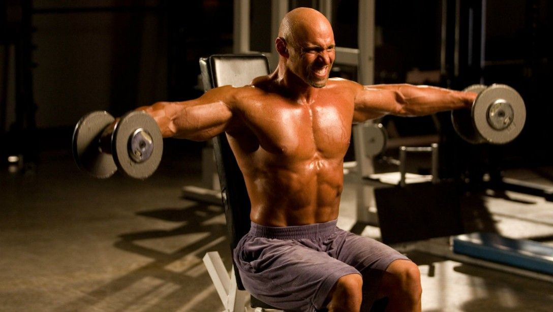 Avoid these training mistakes in your quest to construct dynamic delts.