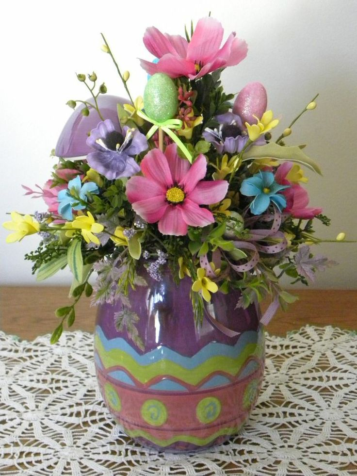 25 beautiful easter centerpiece ideas with images