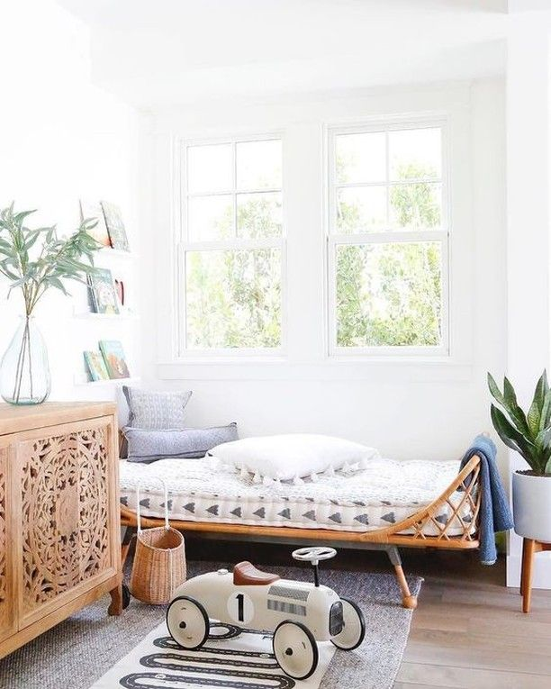 Bright Kids Room: Anthropology Kids Room