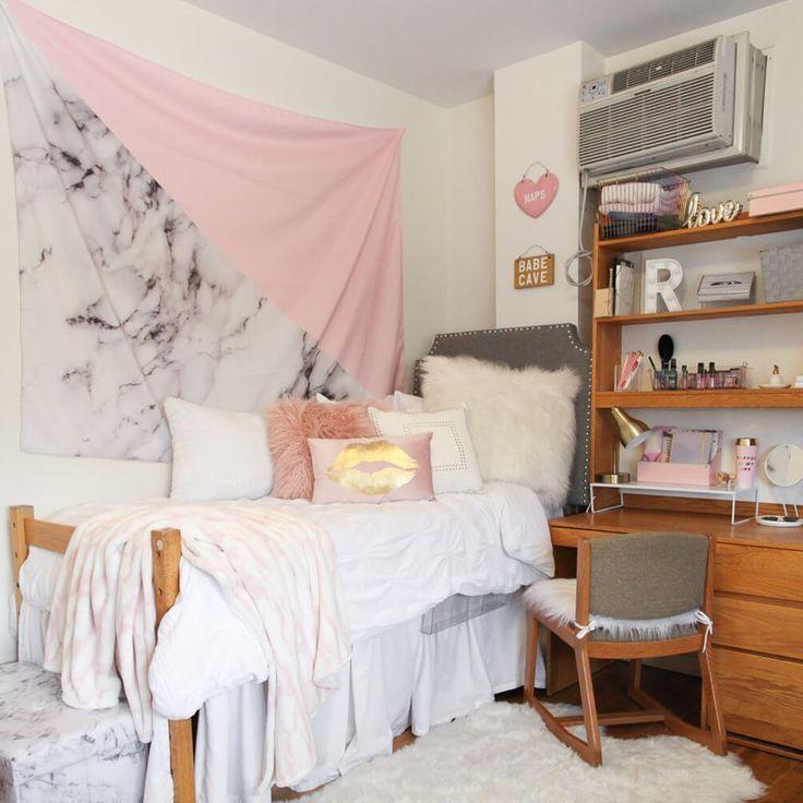 College Dorm Room Ideas Bedding Blankets
