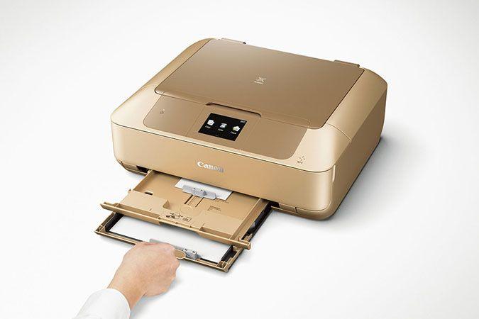 Canon PIXMA MG7720 Photo All-in-One Inkjet Printer
