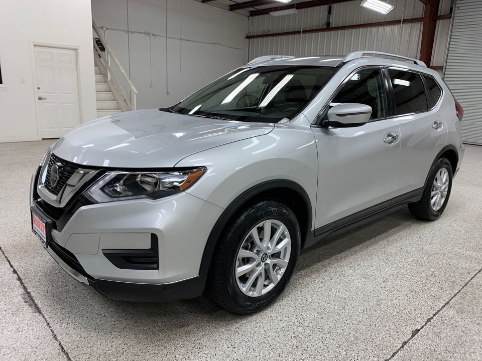 2016 Nissan Rogue S AWD 4dr Crossover in 2020 Nissan