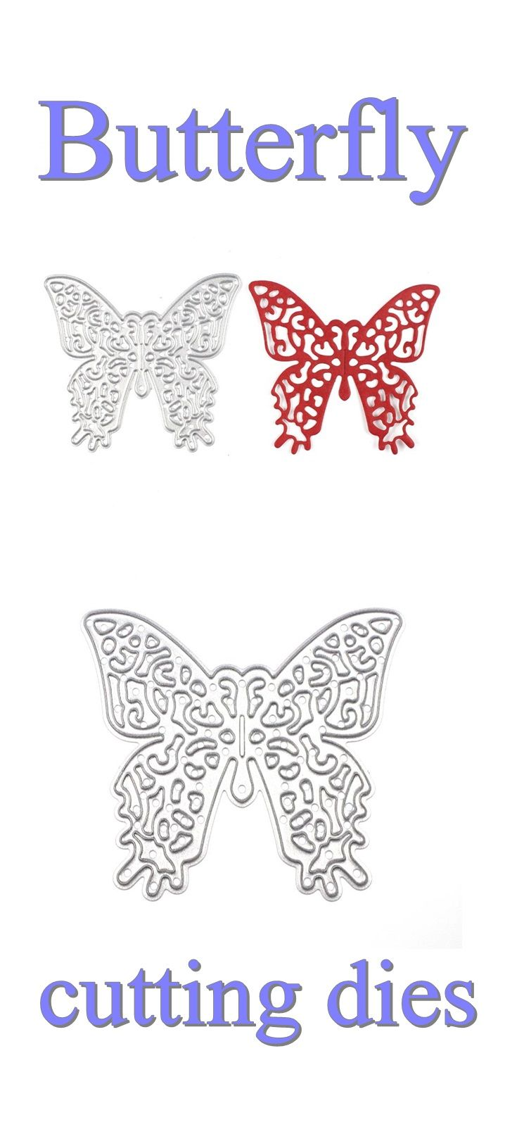 Butterfly Lace Cutting Dies Cheap Die Cutters Scrapbooking