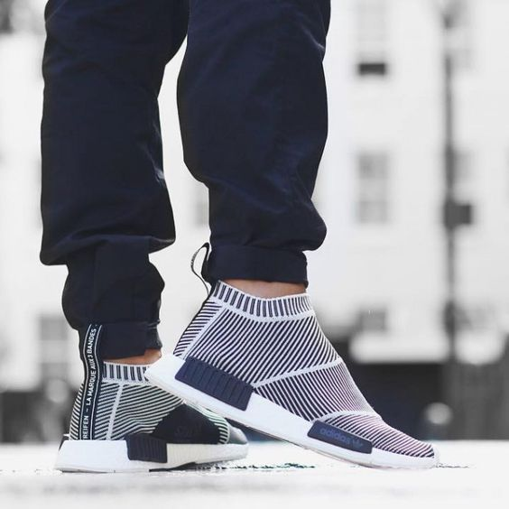 88ce86662 The Adidas NMD is quickly becoming one of the most hype shoes on the market  right now for good reason. They look great