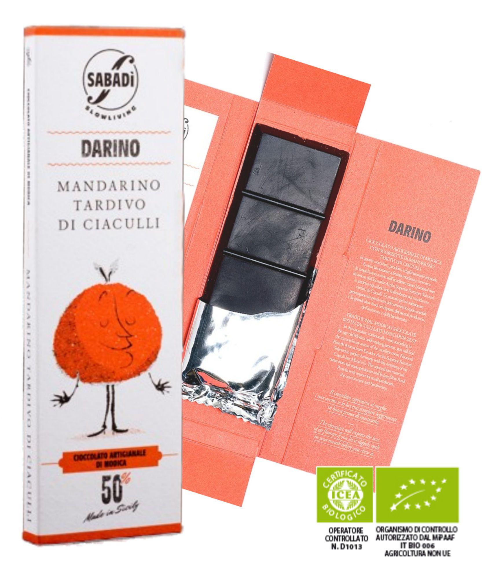 Die italienischen Schokoladenspezialitäten von Sabadi