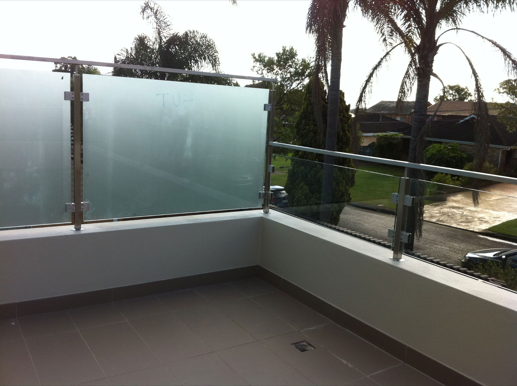 Balcony Privacy Screen | lisbonpanorama.com | Patio Porch ...