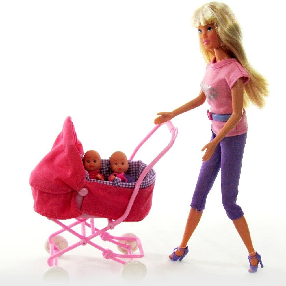 Steffi Love Sunshine Twins set Twins, Baby strollers