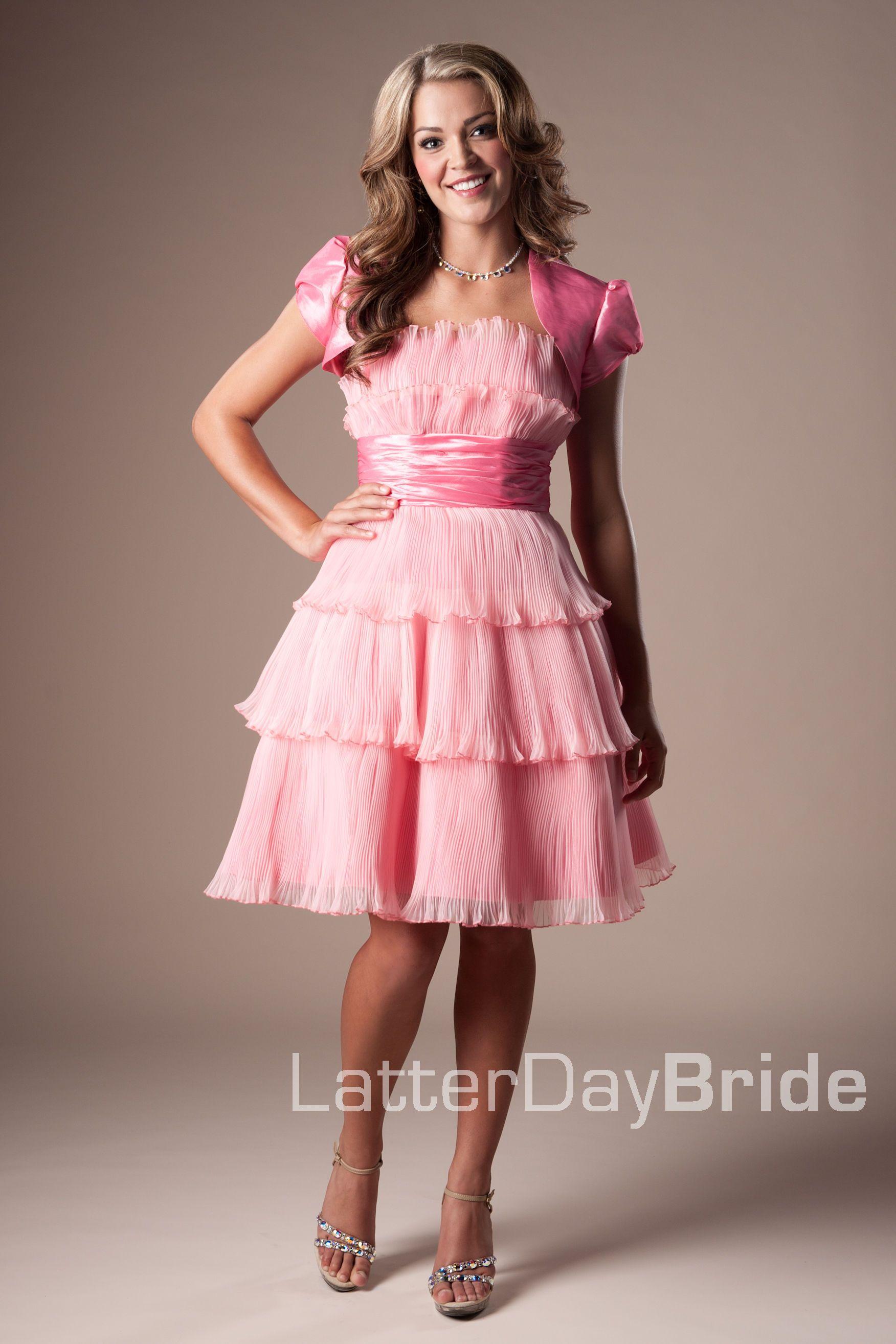 Bridesmaid & Prom, Ruby   LatterDayBride & Prom -Modest Mormon LDS ...