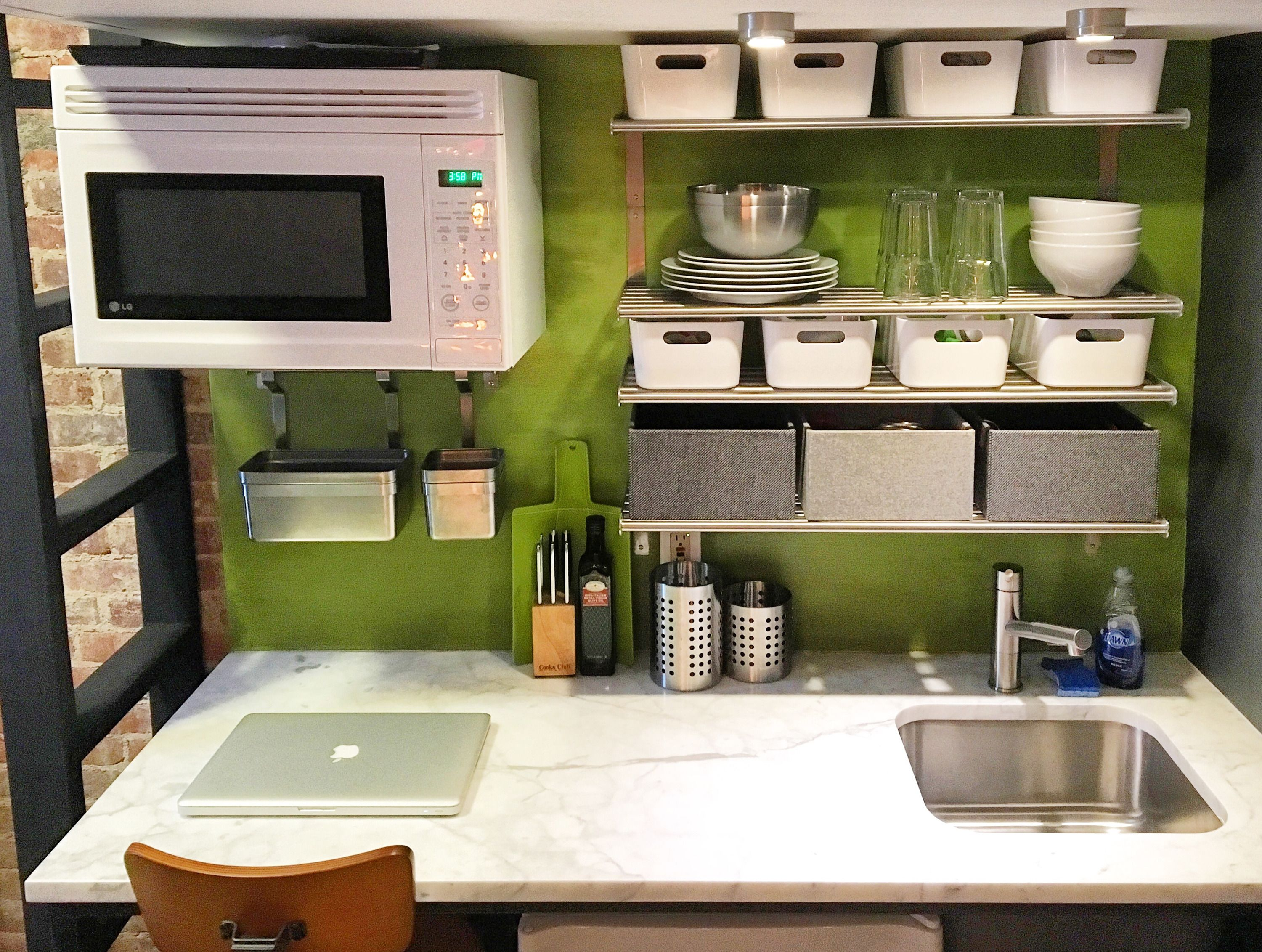 How To Live In A 150 Square Foot Studio Kitchen Remodel Upper West Side Apartment Studio Apartment Layout