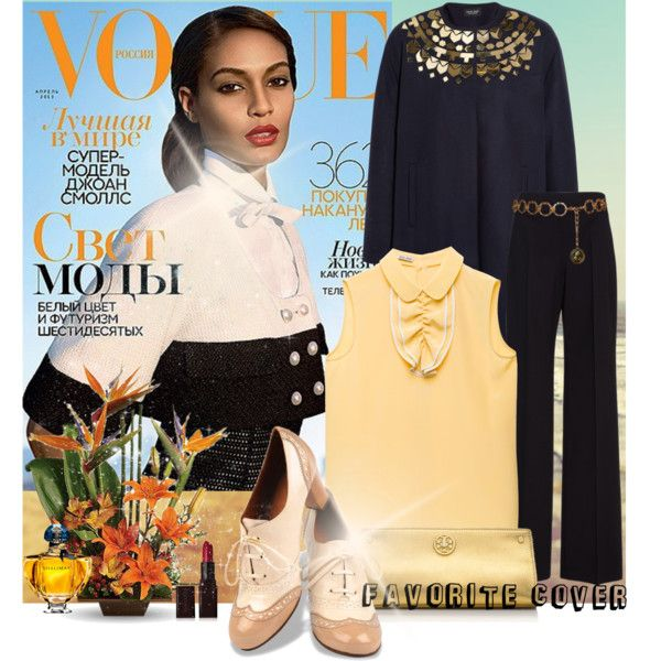 """""""Favorite April Cover"""" by leticiacbm on Polyvore"""