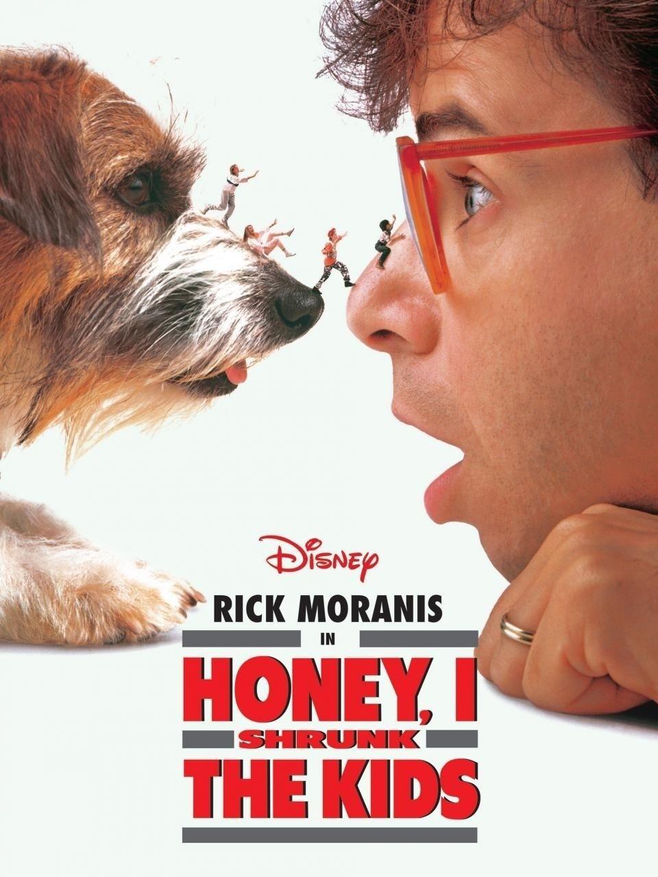 Honey, I Shrunk the Kids (1989) Kids' movies, Disney