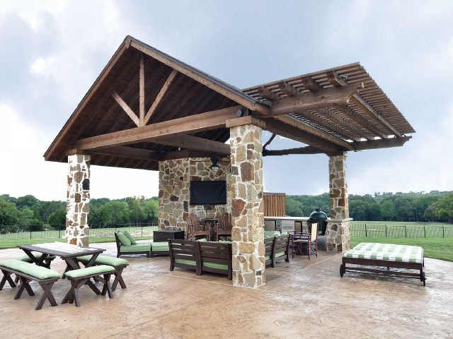 Check Out The Home I Found In Mckinney Patio Wooden