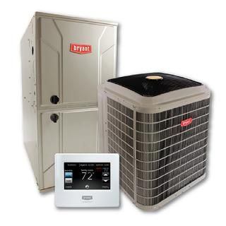 The Bryant Evolution Extreme Heat Pump Delivers Warm To The Touch