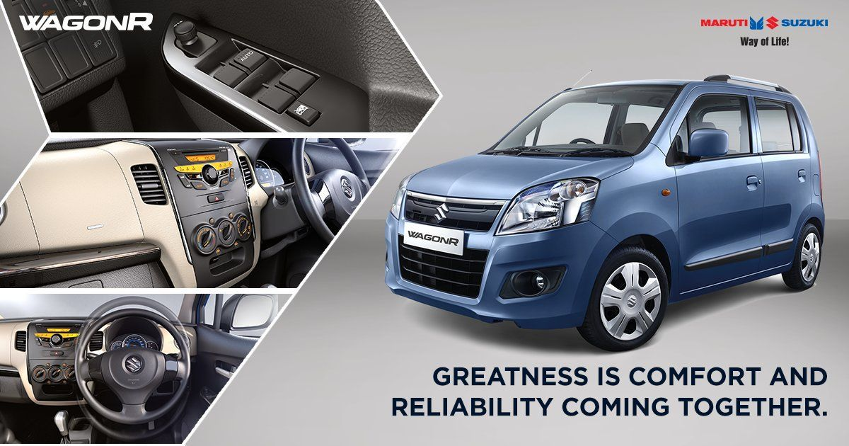 With wide opening doors, plush interiors and adjustable steering