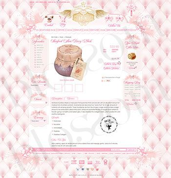 pretty and cute web redeisng version 2 cute websites and website