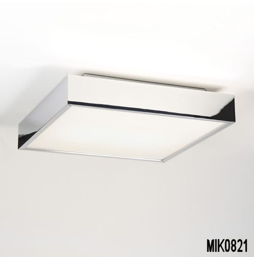 Square Bathroom Light Wall Or Ceiling Mounted In 2020 Bathroom Ceiling Light Led Ceiling Spotlights Ceiling Lights