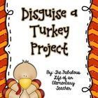 Disguise a Turkey Project FREEBIE #disguiseaturkey In this project, students will work with their family to disguise a turkey to prevent him/her from getting eaten for Thanksgiving! Once they return... #disguiseaturkey Disguise a Turkey Project FREEBIE #disguiseaturkey In this project, students will work with their family to disguise a turkey to prevent him/her from getting eaten for Thanksgiving! Once they return... #disguiseaturkey