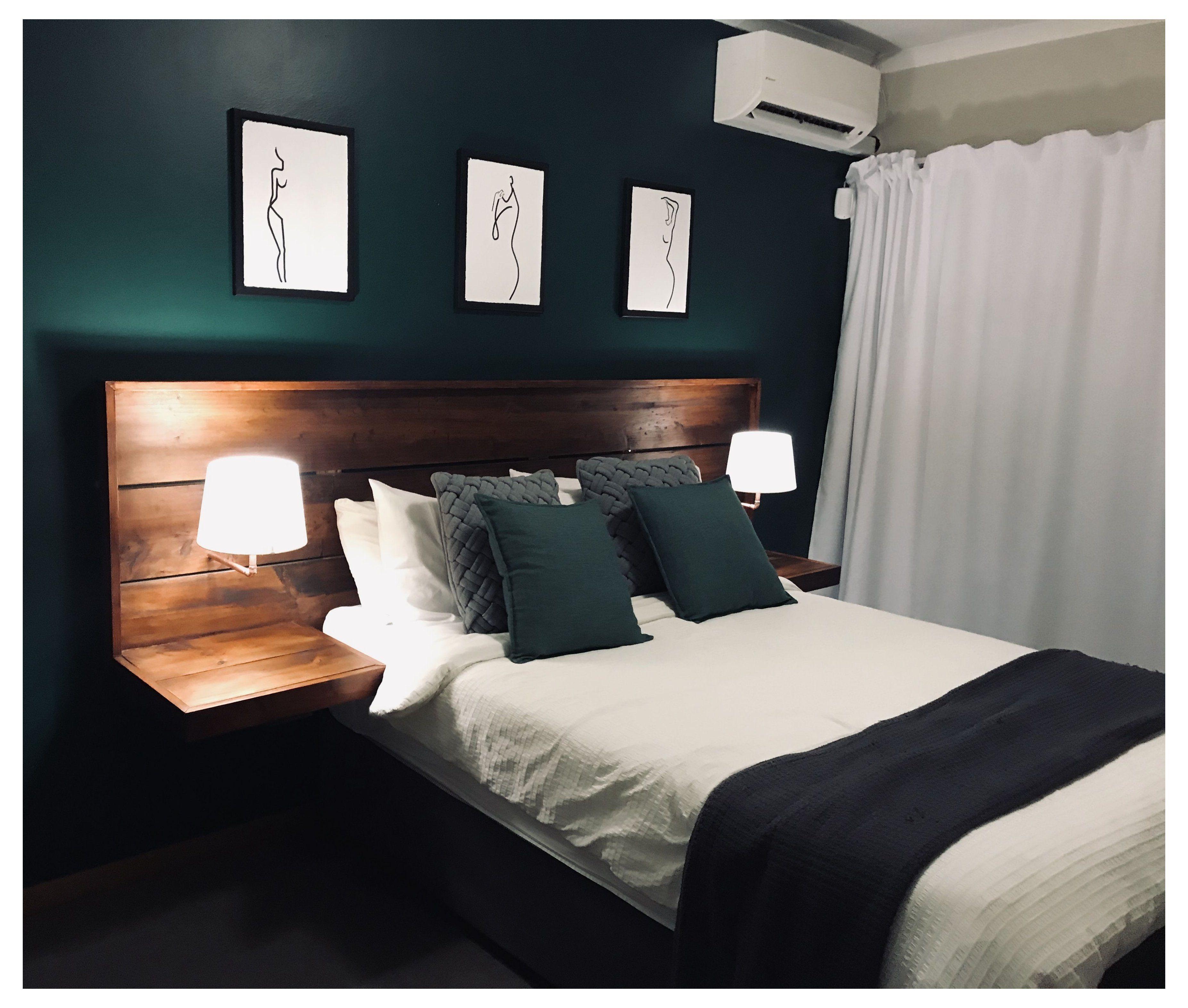 11++ Emerald green paint bedroom ideas