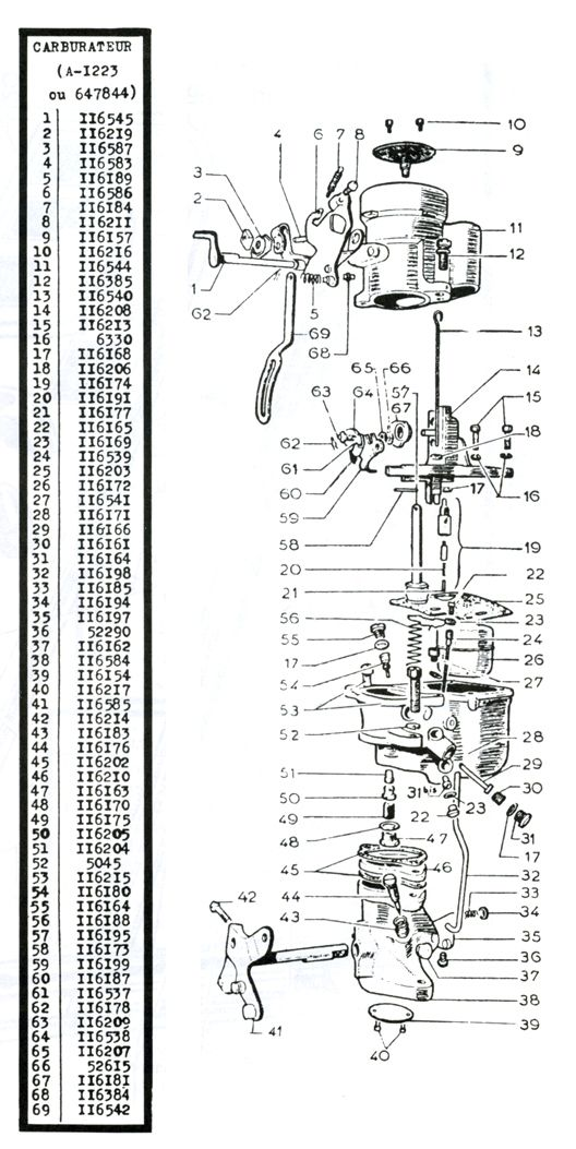 Willys 475 Wiring Diagrams