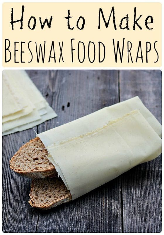 How to Make Beeswax Food Wraps | If it takes a needle crafts