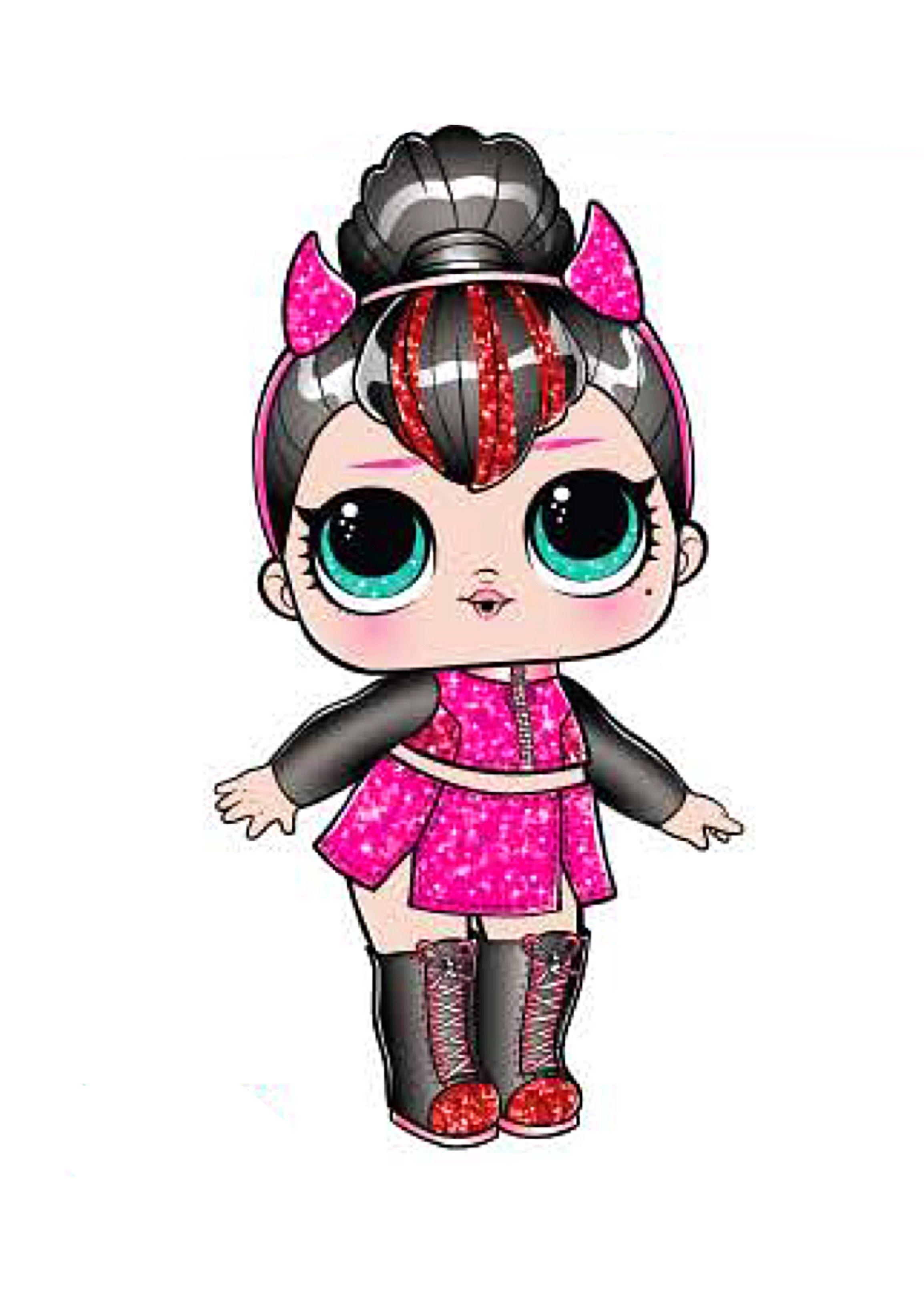 Lol Surprise Dolls Gg 004 Spice Com Imagens Bonecos De Lol