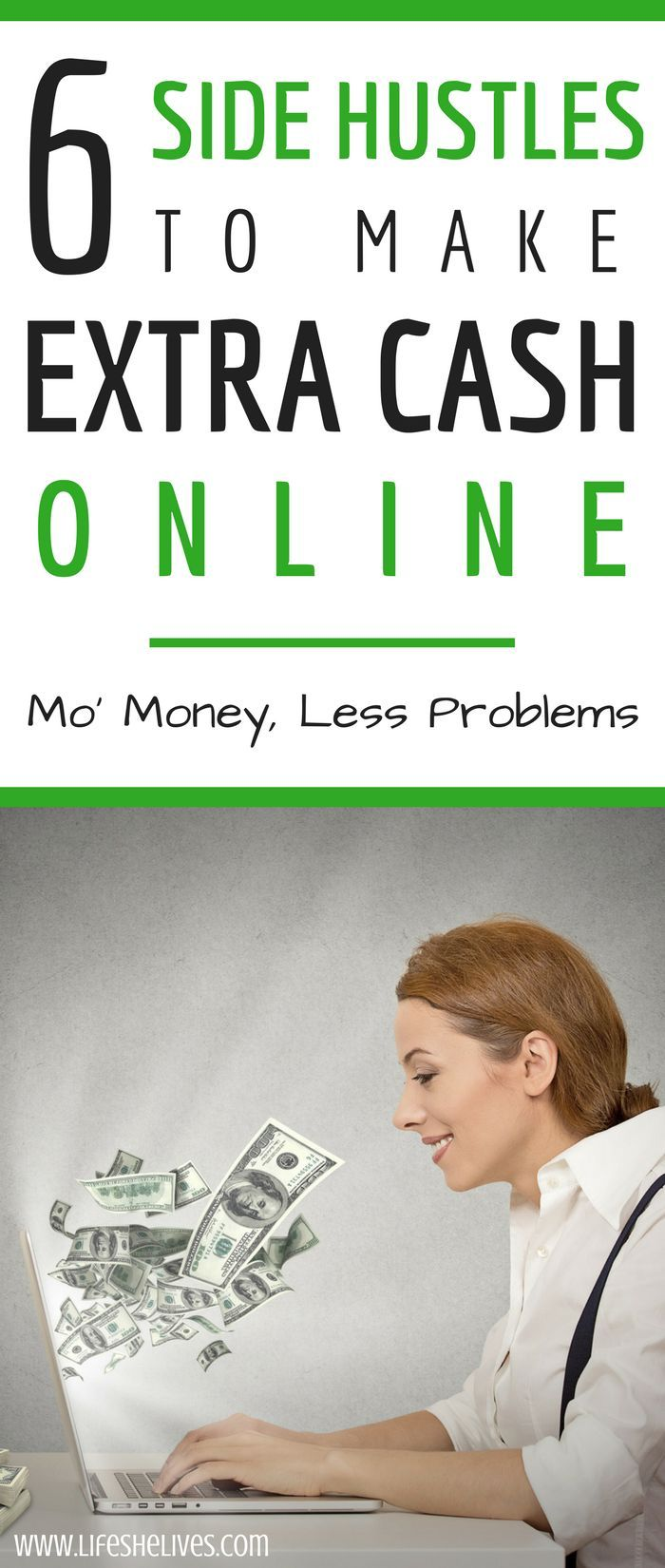 Easy ways to earn money on the side