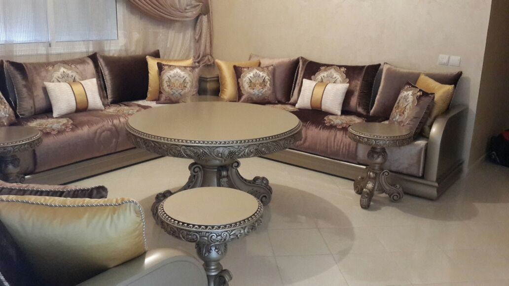 Salon marocain ALBAYR DECO 4 | Decoración del hogar | Pinterest ...