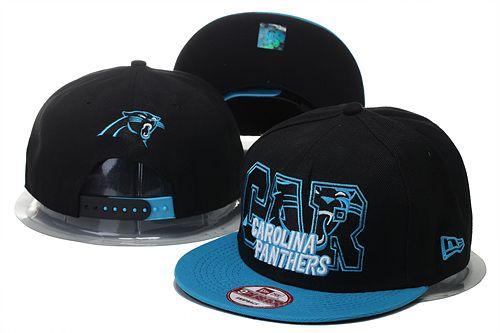843fcb4d1a8 Carolina Panthers NFL Big City 9FIFTY Snapback Hats Black Blue ...