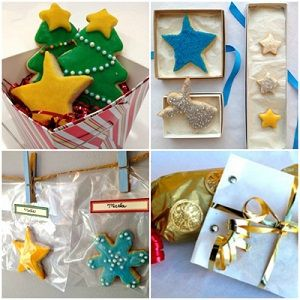 Cuter Ways To Wrap Holiday Cookies Holiday Favorites Holiday