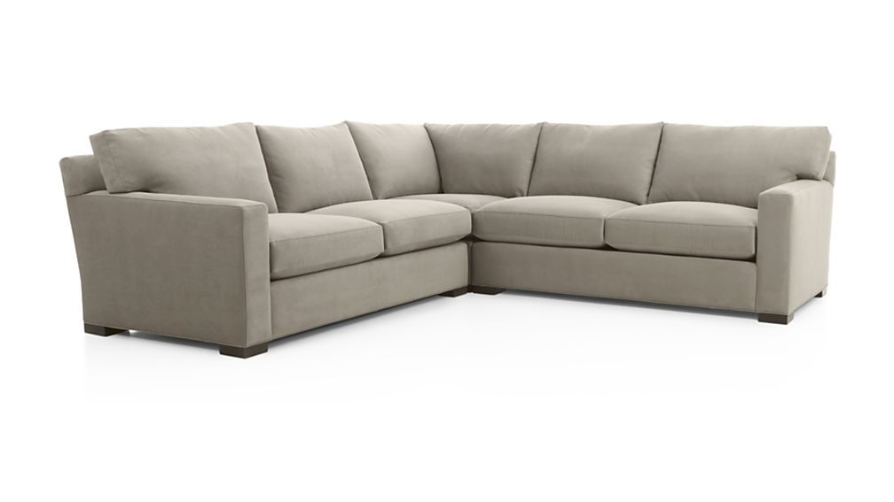 Outstanding Axis Ii Left Arm Corner Sofa Sofas Sectionals 3 Piece Lamtechconsult Wood Chair Design Ideas Lamtechconsultcom
