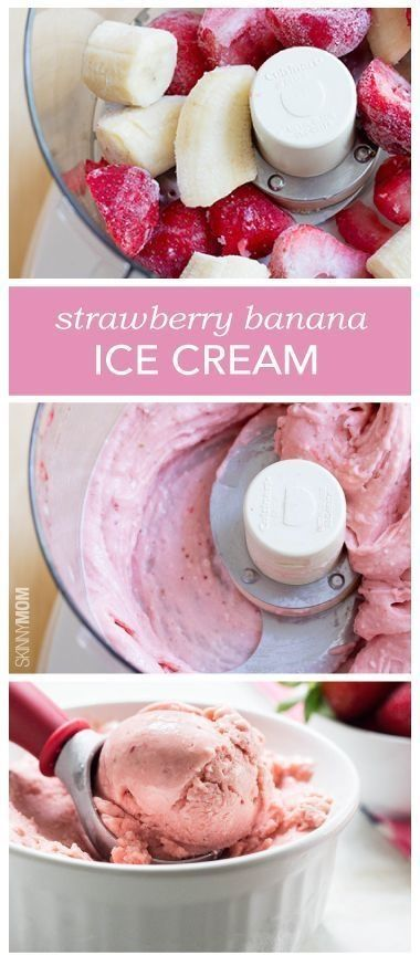 32 (almost) Healthy Ice Cream Recipes (not Really) ...